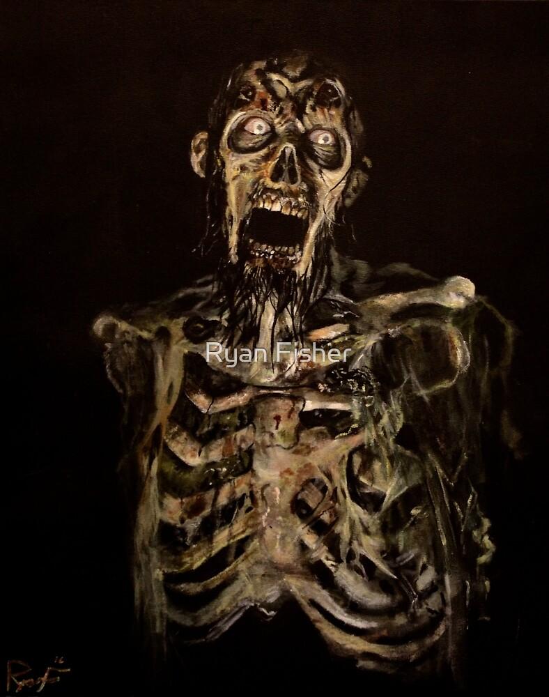 Walker Zombie by Ryan Fisher