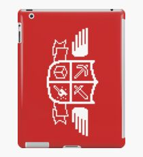 Craft Crest iPad Case/Skin