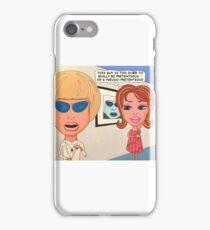 Pseudo-Pretentious iPhone Case/Skin