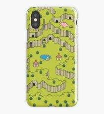 Earthbound: Saturn Valley iPhone Case/Skin