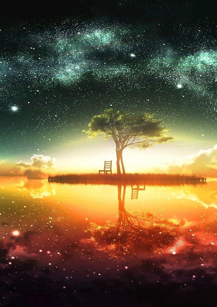 Wisdom tree  by kaviyo
