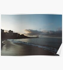 beach-morning 02 Poster