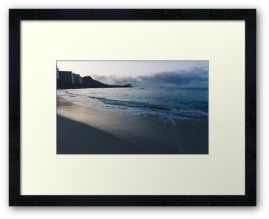 beach-morning 03 by noirblanc777