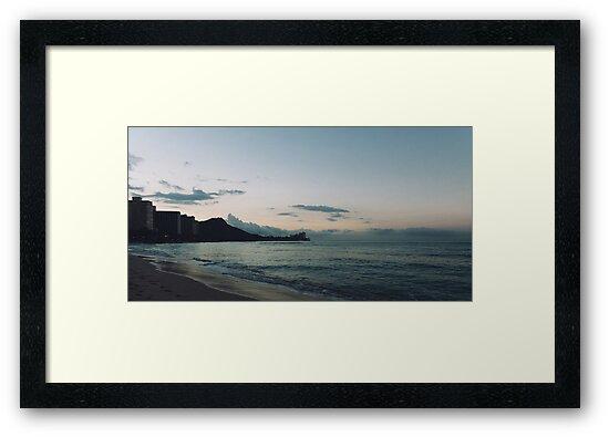 beach-morning 04 by noirblanc777