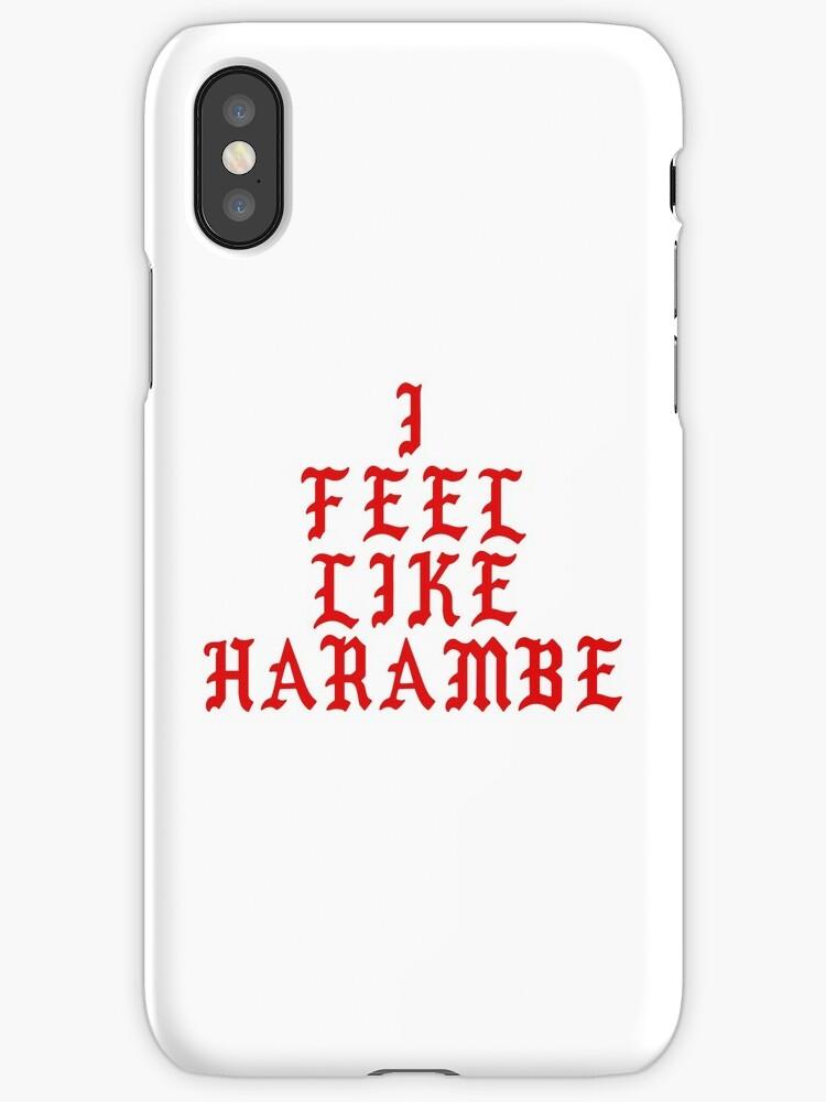 The Life Of Harambe I Feel Like Harambe Shirt by HarambeShirt
