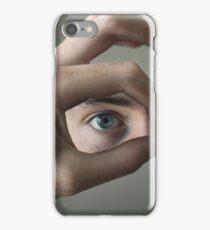 Eye for an eye iPhone Case/Skin