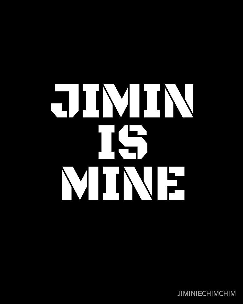 BTS JIMIN by JIMINIECHIMCHIM