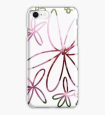 Cherry Blossom Flowers iPhone Case/Skin