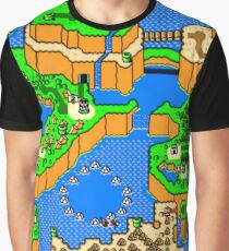 Super Mario World: Dinosaur Land Graphic T-Shirt