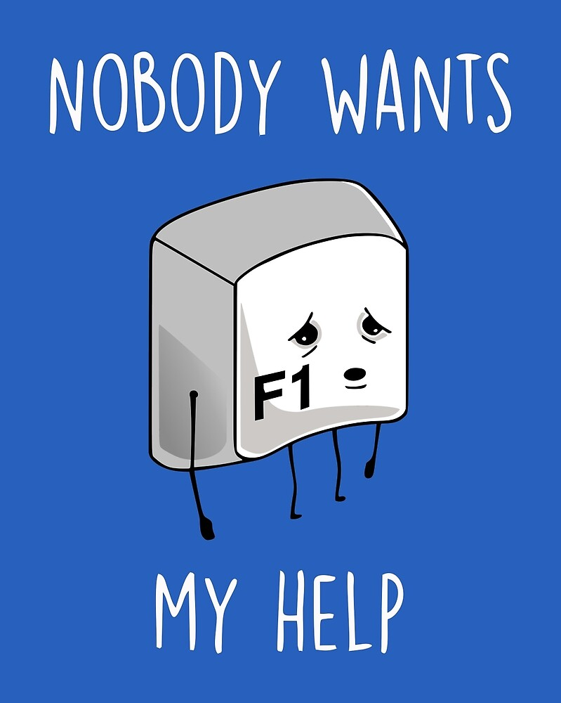 Nobody Wants My Help by rajurony212