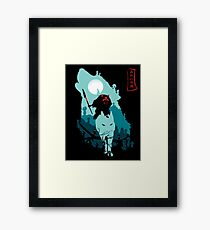 Princess Mononoke Framed Print