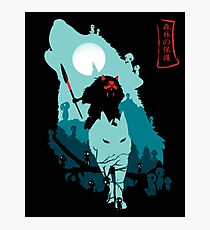 Princess Mononoke Photographic Print