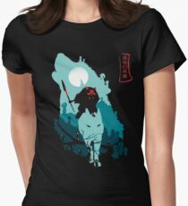 Princess Mononoke Women's Fitted T-Shirt