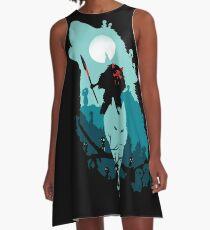 Princess Mononoke A-Line Dress