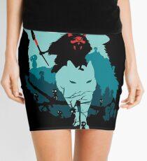 Princess Mononoke Mini Skirt