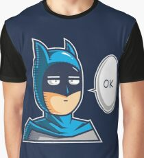One Punch Vigilante Graphic T-Shirt