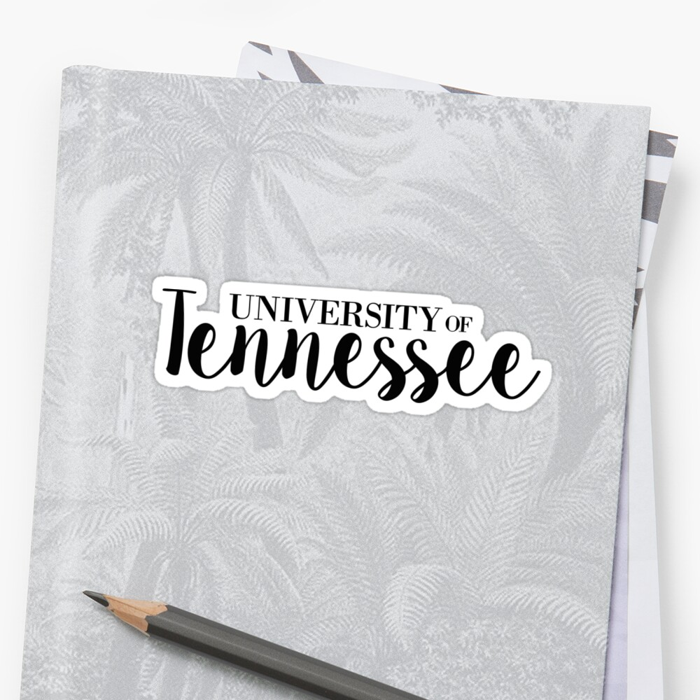 University of Tennessee  by Maddison Green
