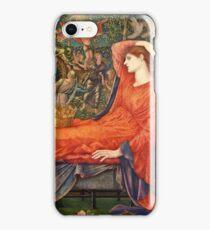 Edward Burne Jones - Laus Veneris1873 - 1875  iPhone Case/Skin