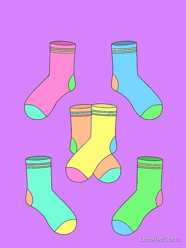 Socks! by LittleRedChucks