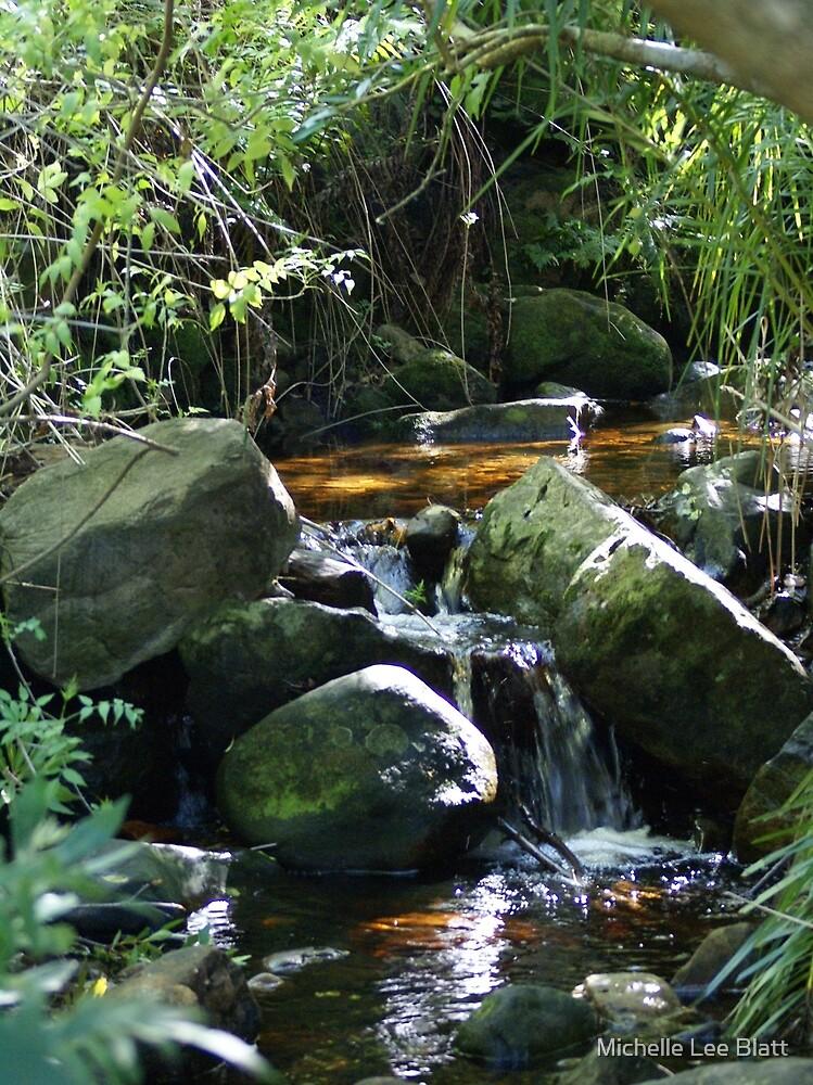 Let YOUR Living Water Flow by Michelle Lee Blatt