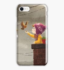 A Family Dinner iPhone Case/Skin