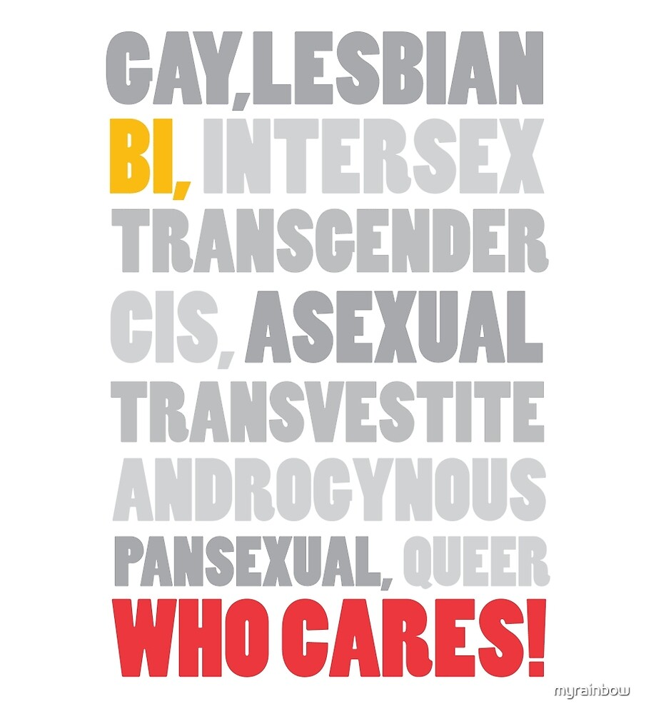 Gender Inclusion Campaign: Bi by myrainbow