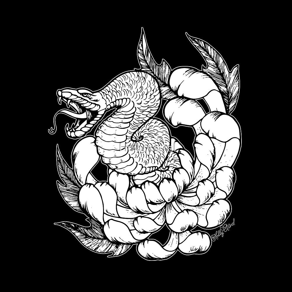 Snake by HollyAstral
