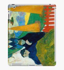 1888 - Gauguin - Arlésiennes (Mistral) iPad Case/Skin