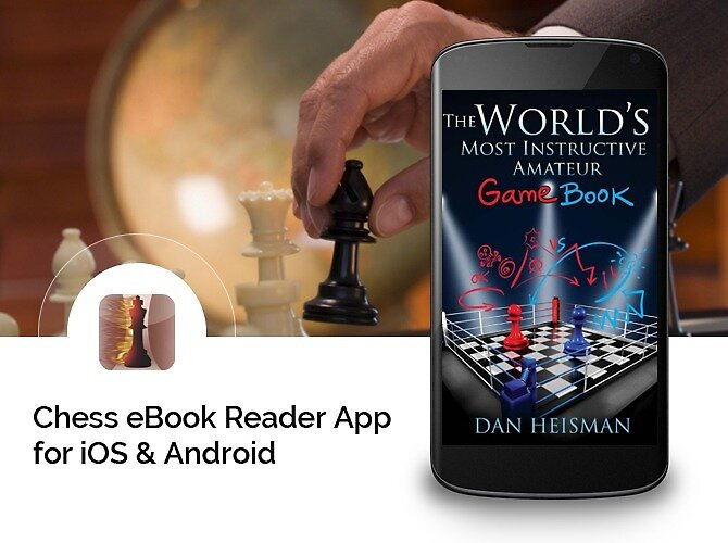 Forward Chess - Chess eBook Reader App for iOS & Android by Forward Chess