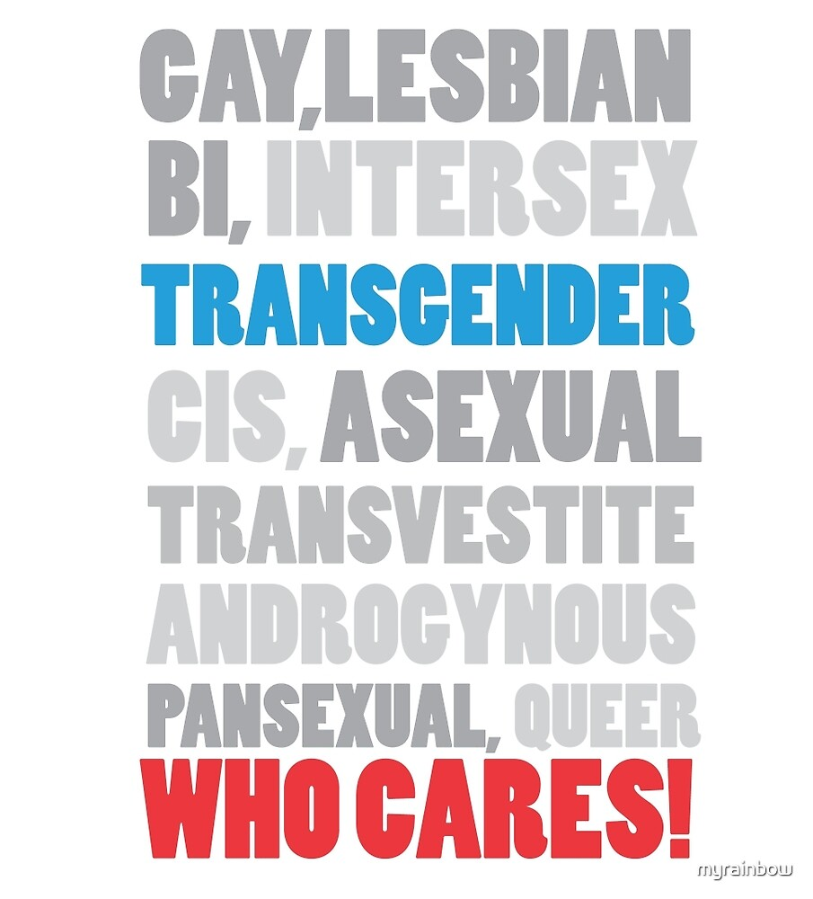 Gender Inclusion Campaign: Transgender by myrainbow