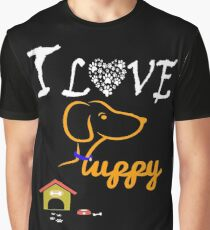 Funny Dog T-Shirt Graphic T-Shirt