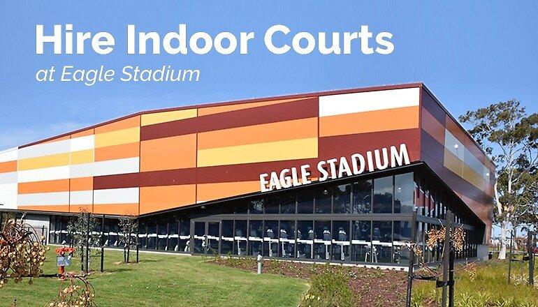 Hire Indoor Courts at Eagle Stadium by Eagle Stadium