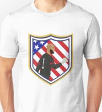 Tim Howard Crest Unisex T-Shirt