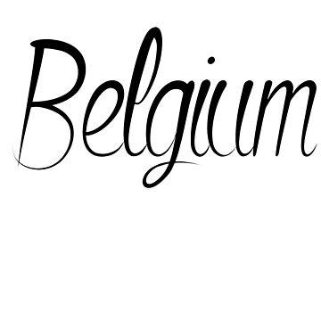 Belgium by blafke