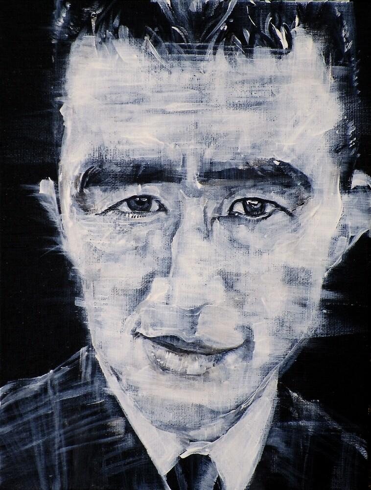 YUKIO MISHIMA by lautir