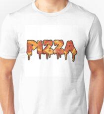 Pizza Grunge T-Shirt