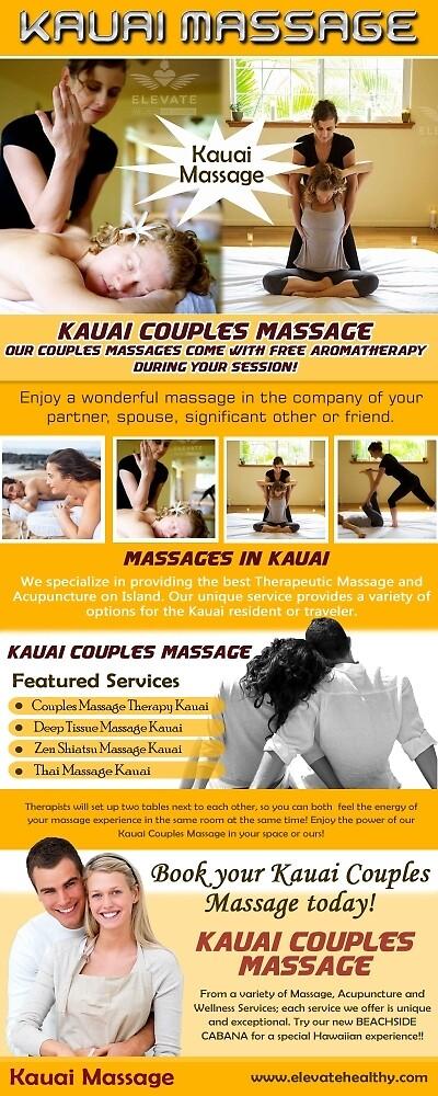 Massage In Kauai by Kauai Couples Massage