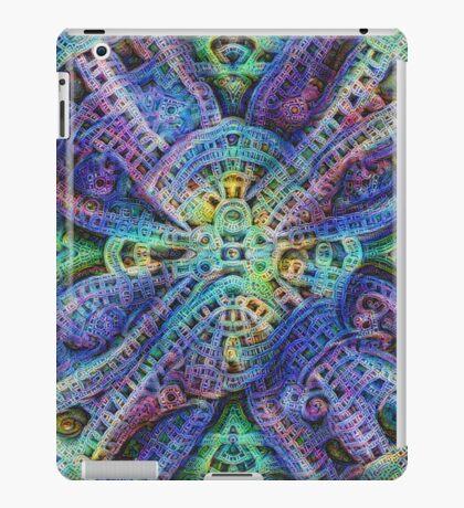 #DeepDream Temple iPad Case/Skin