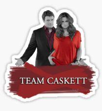 Team Caskett Sticker