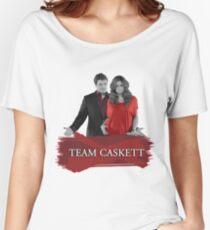 Team Caskett Women's Relaxed Fit T-Shirt