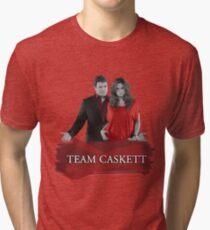Team Caskett Tri-blend T-Shirt