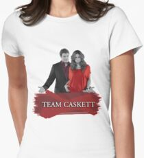Team Caskett Women's Fitted T-Shirt