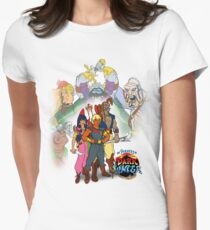 Pirates of Dark Water  Womens Fitted T-Shirt