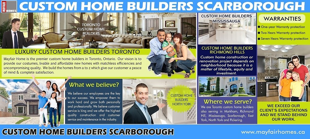 Custom Home Builders Richmond Hills by Luxury Custom home  Builders Toronto