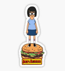 Bobs Burgers- Tina Belcher Sticker