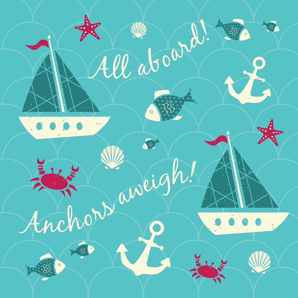 Anchors Aweigh by elleshaw