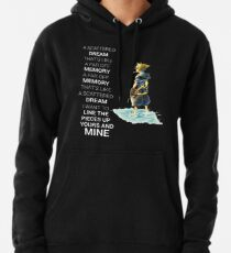 Kingdom Hearts Dream Quote Pullover Hoodie
