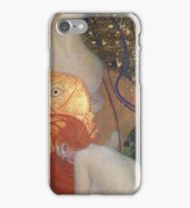 Gustav Klimt - Goldfish  iPhone Case/Skin