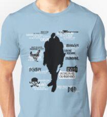 Mass Effect - Garrus Quotes T-Shirt