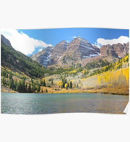 The Maroon Bells #1 Poster